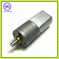 12 volt 300rpm low noise 20mmOD mini motor gearbox for coffee roasting machine