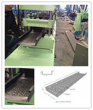 Galvanized Sheet Cable Tray Roll Forming Machine