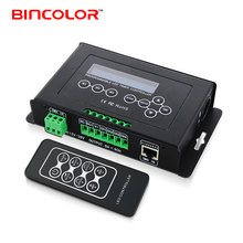 Wholesale alibaba time programmable RGB RGBW led running light controller