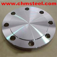 Class 150 Puddle Blind Pn16 ANSI Stainless Steel Flange