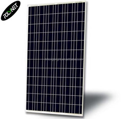 poly solar panel 80w solar panels for home