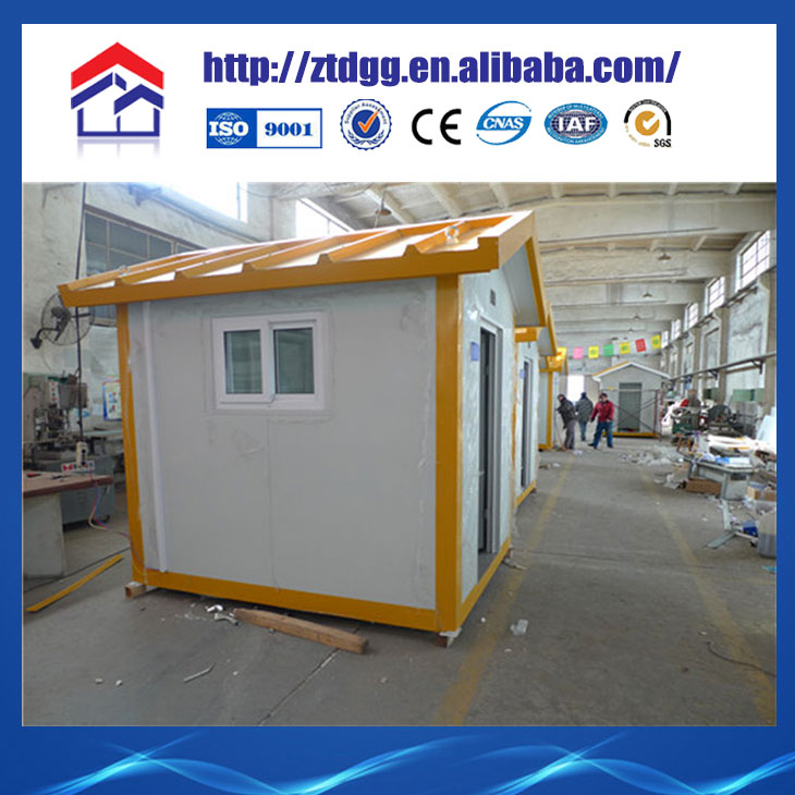 Professional design low cost prefabricated wood building