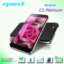 Mobile Applications ZOPO C2 MTK6589 Android4.2,ROM 4GB ZOPO C2 Mobile Phone Applications