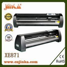 High precision stepper motor JINKA vinyl cutting plotter with Artcut software free JK871XE