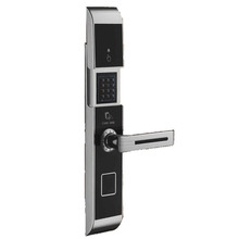 customizable hotel smart rfid card door locks centralized control otp system lock
