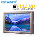 FEELWORLD 7 inch camera top monitor crane tripod with sdi hdmi 1920x1200 resolution IPS panel