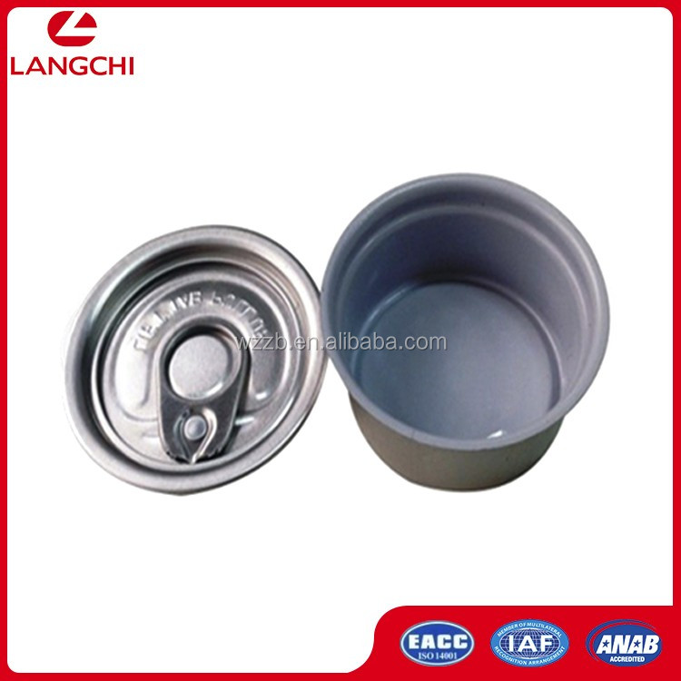 Trade Assurance Professionl Factory Made Aluminum Cans For Food Canning
