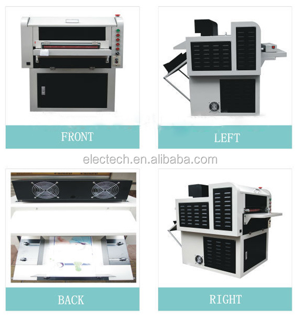 ce 24 inch uv coating machine price multi roller photo. Black Bedroom Furniture Sets. Home Design Ideas