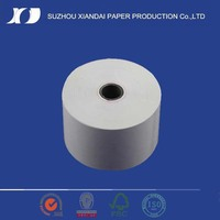2015 Most Popular&High Quality thermal top coated paper cash register paper roll