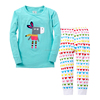 new arrival glow in dark pajamas children pyjamas kids cotton pijamas children's clothing