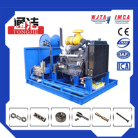 Reliable High Pressure Cleaner in Oil Field Service