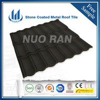 Economic stone coated steel roofing tiles/multi color corrugated roofing sheets