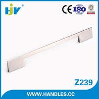 Factory supply fancy galvanized furniture cabinet handles