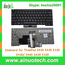 UK Laptop US keyboard for ThinkPad E430 E435 E330 E430C E445 S430 E335 laptop arabic keyboard