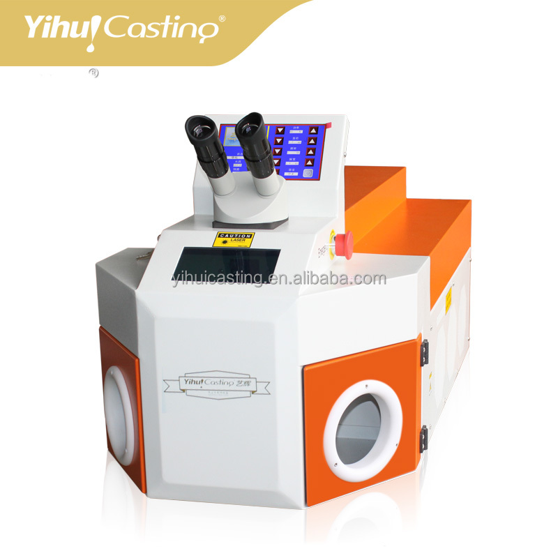 Laser spot welder 100w for jewelry making and design energy 80J