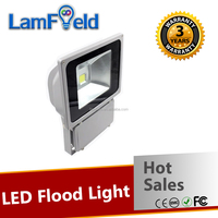 Strong Convection Design 70W Cool White LED COB Flood Light For Building Lighting