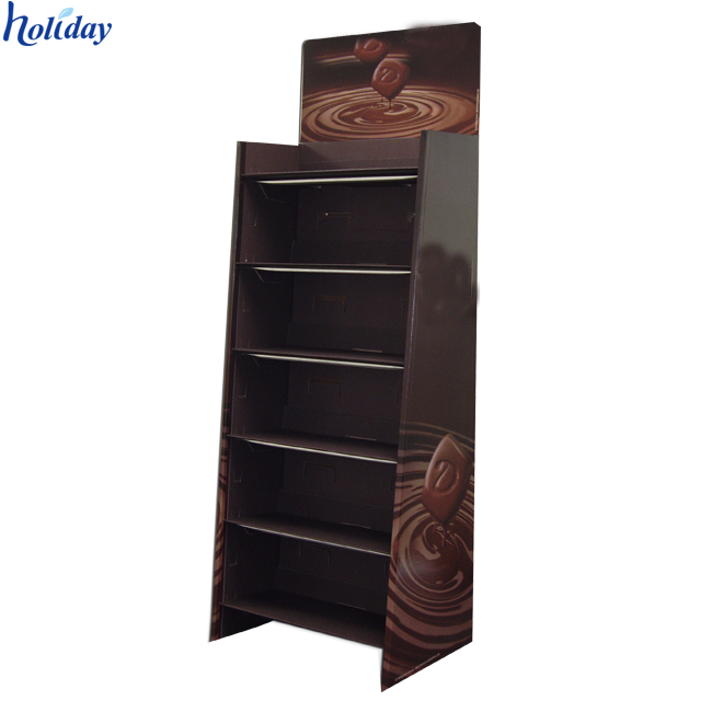 Factory Manufacturer Customized Cardboard Lollipop Display Stand