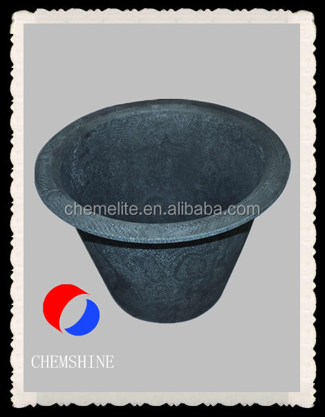 Carbon Composite Crucible For Vacuum High Temperature Furnace