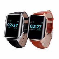 WONLEX EW200 Senior cell phone gps tracker gps watch tracker elderly alarm wrist gsm tracking