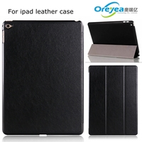 For ipad case Air mini 123456 classic style Leather Case Swivel 3 Folios Case with wake and sleep