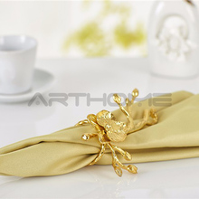 Wholesale New Style Bling Napkin Ring