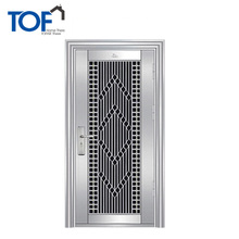 Best selling in 2016 stainless steel sliding entrance door door main steel gate design