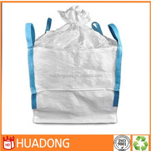 Good logo print custom size jumbo cement bag size