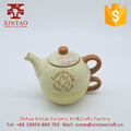 Best selling handmade with love high quality cheap ceramic Tea Infuser Pot