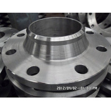 A105 forged raised face welding neck flange