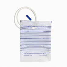 Disposable Sterile economy PVC disposable Urine bag 2000ml Urine collection Bag without drainage
