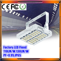 110-130 LM/W 70W LED Tunnel Light