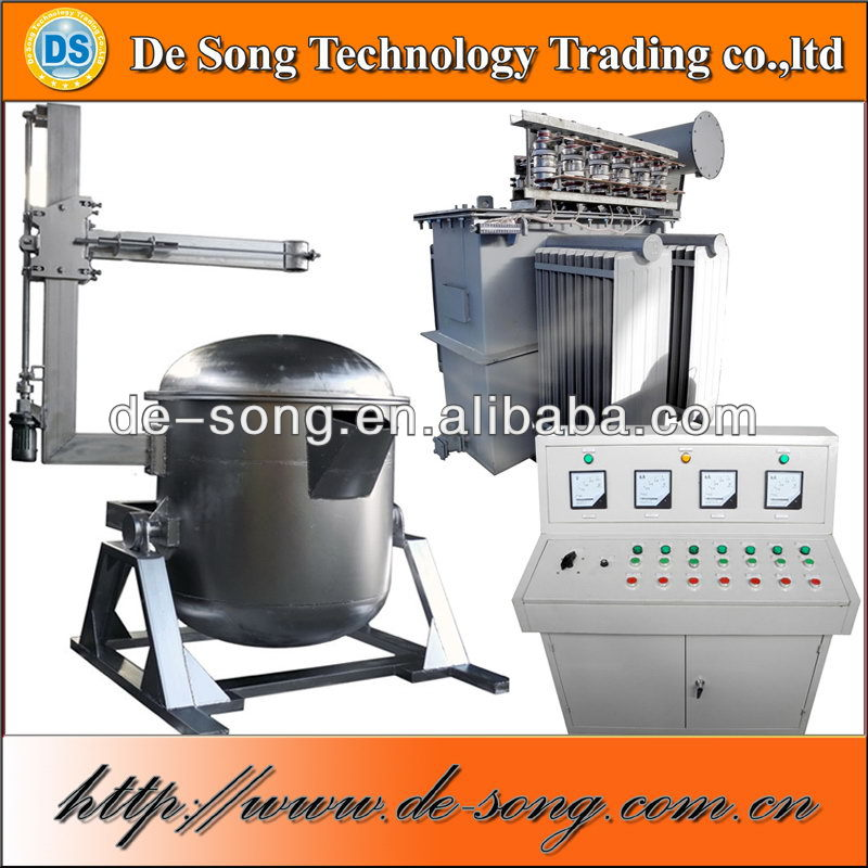 Steel/ Copper concentrate/ Ferro alloy electric smelter melting furnace