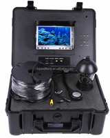 Underwater submarine fishing infared 360 degree camera and digital video recorder