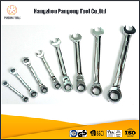 2016 Patent Tap and die Dual purpose combination gear ratchet handle wrench hand tools