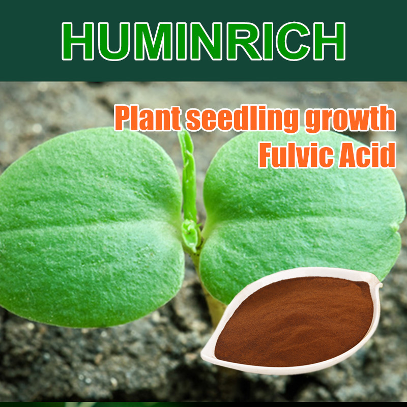 Huminrich Better Conservation After Harvesting Flvic Acids Manufacturing Biofertilizers