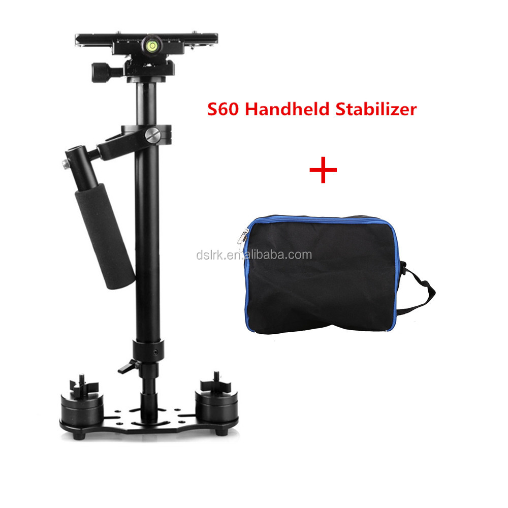 High quality cheap S40/S60 Professional Handheld Camera Stabilizer Steadicam