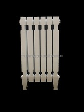 New modern cast iron radiator no sand in cavity for home heating