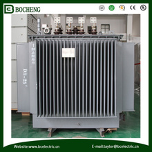 1500kva oil immersed distribution transformer