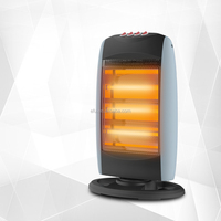 400/800/1200W halogen heater