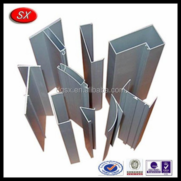 Custom Aluminum Rolling Door and Window Profile , from Dongguan,OEM & ODM orders are welcome , in hot sales