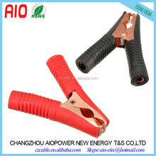90mm Car 100A Battery Terminal Alligator Crocodile Clamp Clip