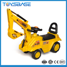 Children electric toy car for kids drive ride on car toy excavator from toysbase