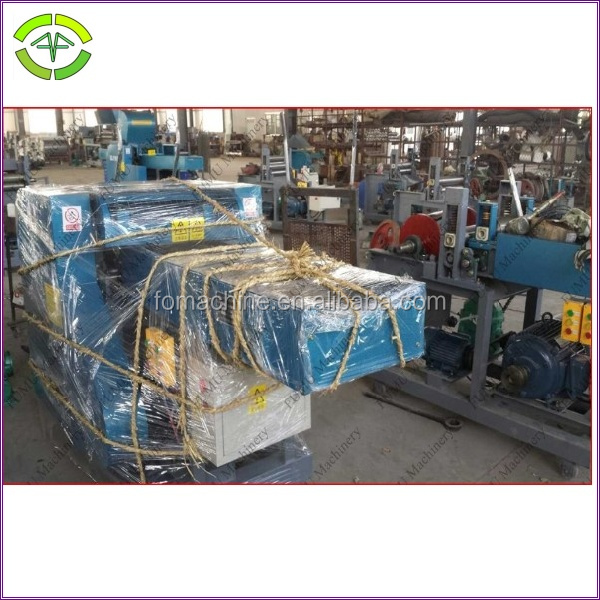 large capacity cotton waste carding machine