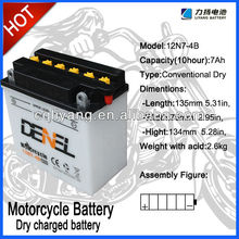 BATTERIES FOR 2013 new Motorcycle/ 150cc /200cc /250cc Motorcycle