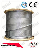 Factory Direct Hot-dip Galvanized Wire Rope