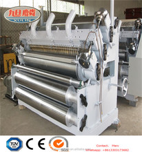 Monolayer corrugated board making machine /single face coorugated paper making machine