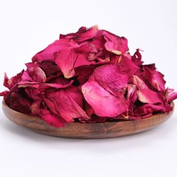 Natural Rose Petal Flower Tea, Chinese Best Selling Herbal Tea