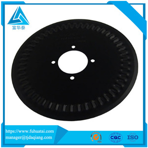Chinese supplier farm machinery parts of flail mower blades harrow disc blade