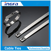 Full Sizes Metal Fasten Cable Tie