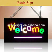 2012 hot sale digital led sign panel